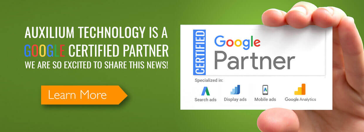 Auxilium Technology - Google Certified Partner