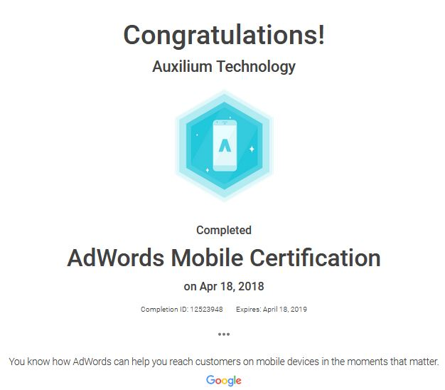 GOOGLE ADS CERTIFICATION - How do I get certified in Google AdWords