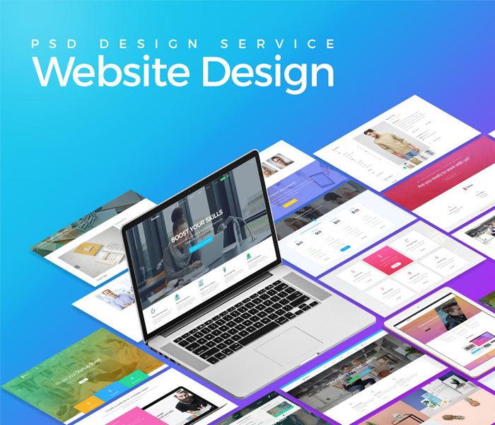 website designer services